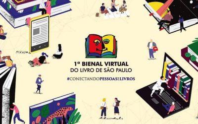 Bienal do Livro de São Paulo será realizada virtualmente