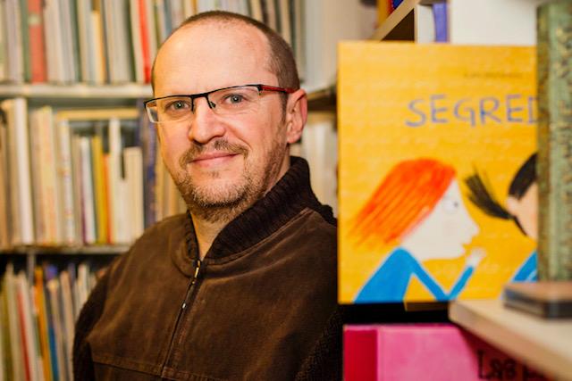 Bate-papo com o escritor Ilan Brenman