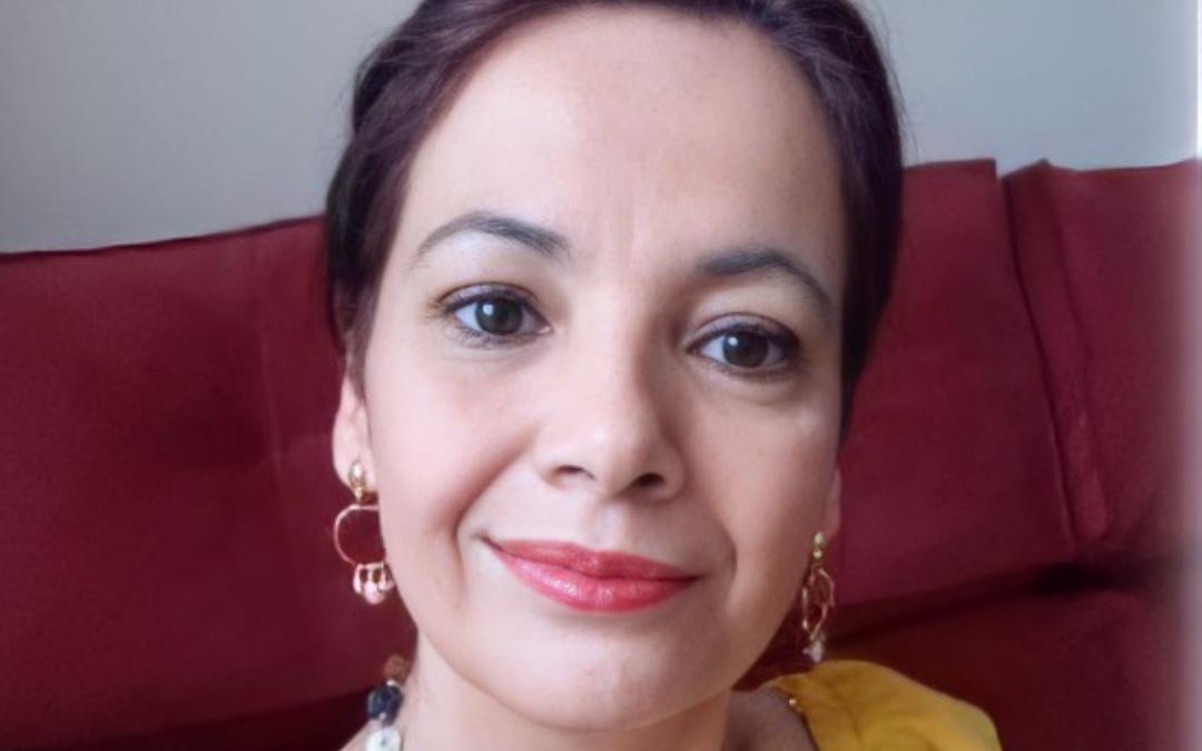 Elaine Lacerda abordou resiliência em atração infantil
