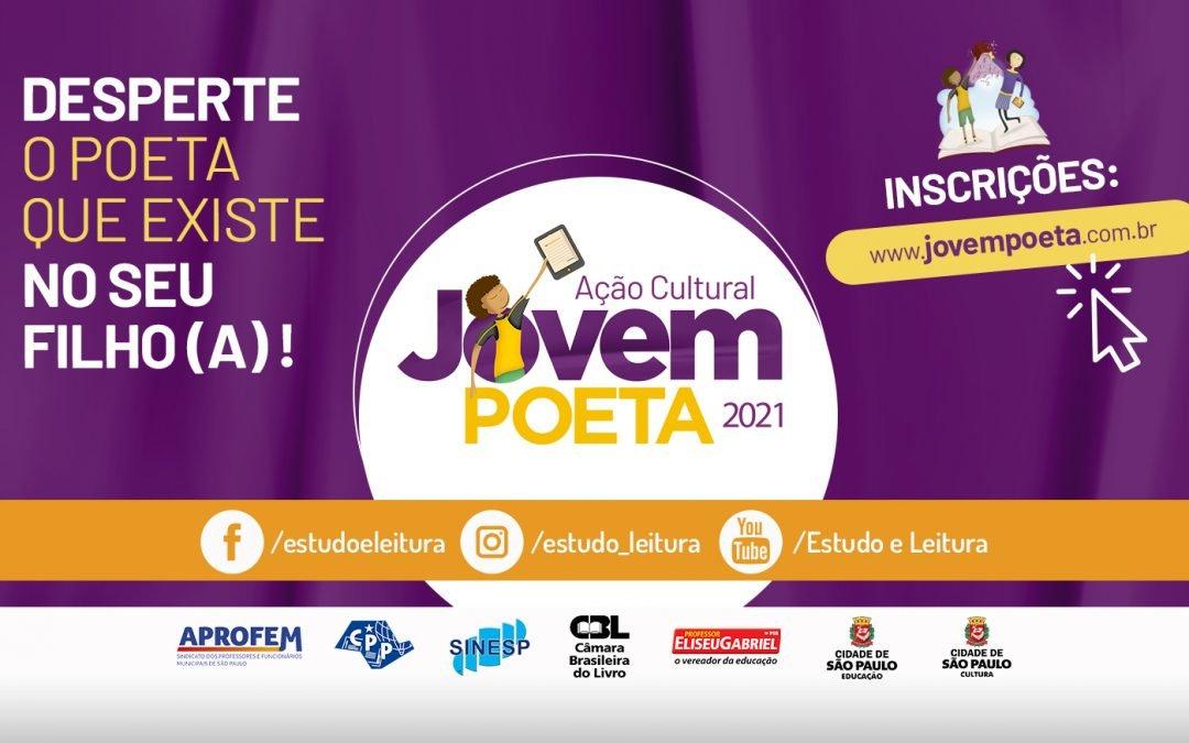 Ação Cultural Jovem Poeta 2021