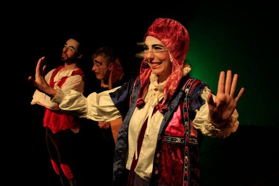 34ª Festival de Férias do Teatro Folha
