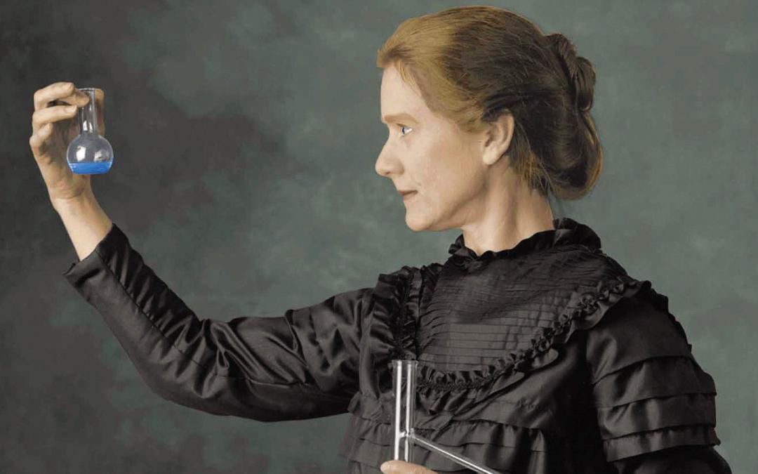 Museu Catavento realiza exposição sobre a cientista Marie Curie