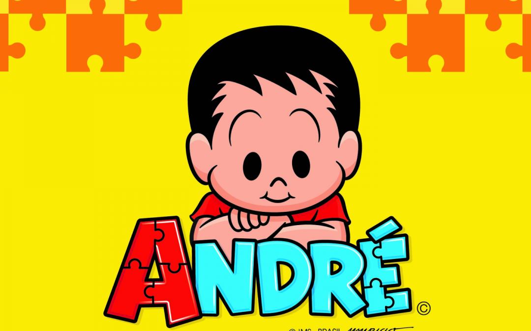 Personagem da Turma da Mônica aborda autismo em aplicativo