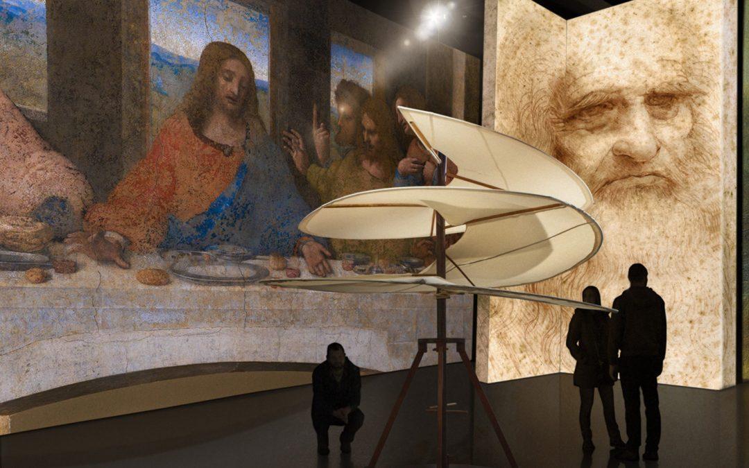 Leonardo da Vinci – 500 Anos de um Gênio