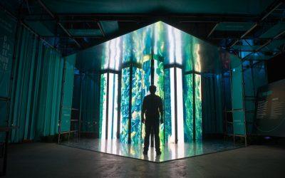 Exposição discute mudanças climáticas e a 'cidade do futuro'